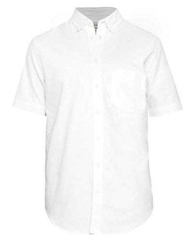 Koszula krótki rękaw bawełniana z haftem Zadig & Voltaire