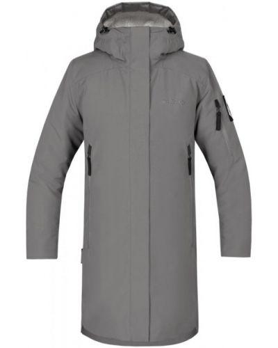 Флисовая куртка - серая Red Fox