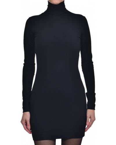Шерстяное платье - черное Dsquared2