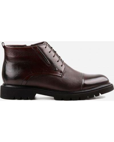 Ботинки - коричневые Arzoni Bazalini