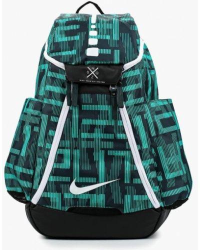 Зеленый рюкзак спортивный Nike
