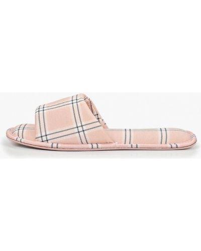 Тапочки розовый Marks & Spencer