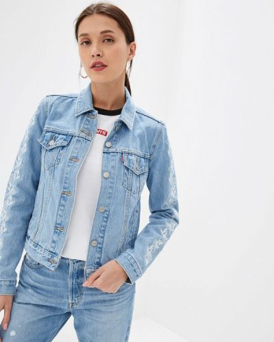 53dfa3614e5f0 Женские джинсовые куртки Levi's® (Левайс) - купить в интернет ...