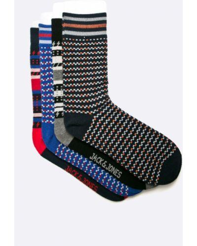 Черные хлопковые носки Jack & Jones