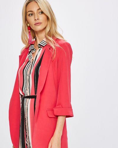 Пиджак прямой розовый Answear