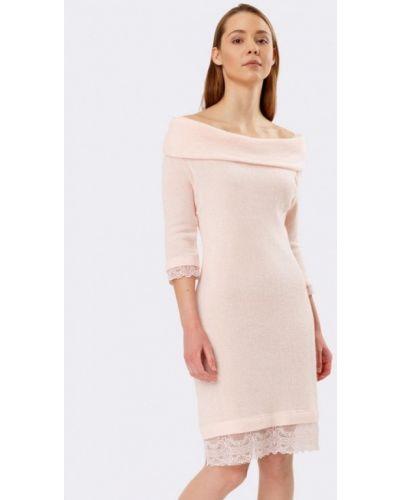 Платье весеннее розовое Cat Orange