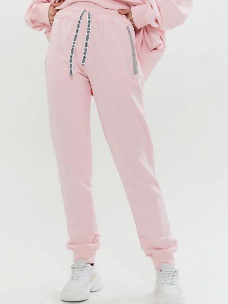 Спортивные розовые спортивные брюки Jam8