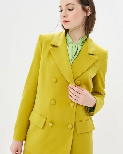 Пиджак желтый Elena Kulikova