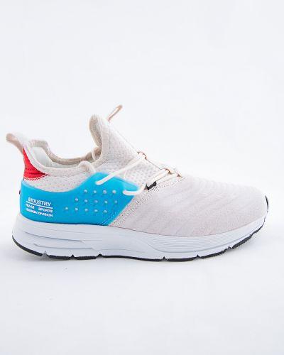 Бежевые кроссовки Baas