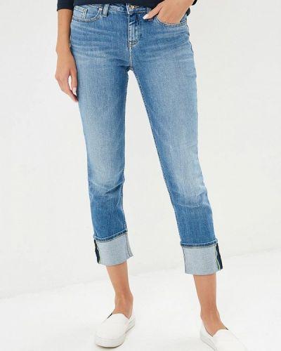 Голубые джинсы-скинни Tommy Hilfiger