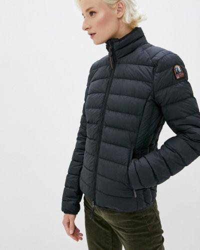 Черная куртка Parajumpers