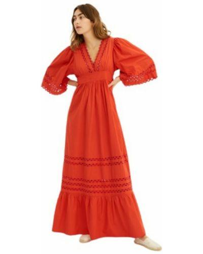 Czerwona sukienka Antik Batik