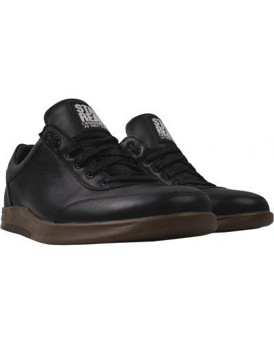 Кожаные туфли - черные Vadrus
