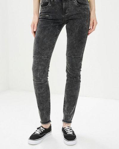 Серые джинсы-скинни Ovs