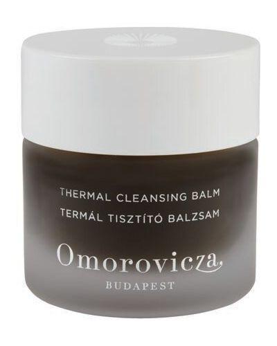 Skórzany balsam do masażu przezroczysty czyszczenie Omorovicza