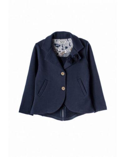 Пиджак синий кузя