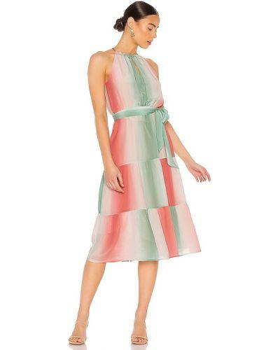Деловое платье - розовое Parker