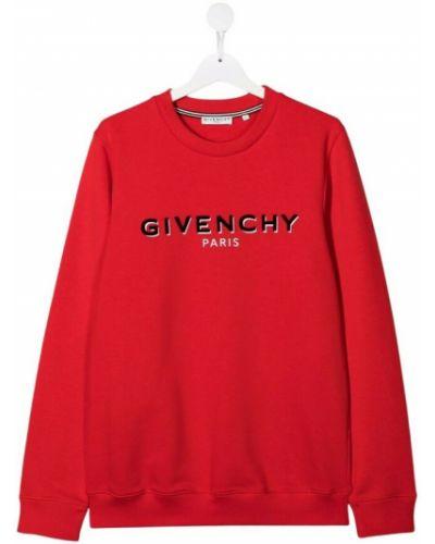 Sweter - czerwony Givenchy