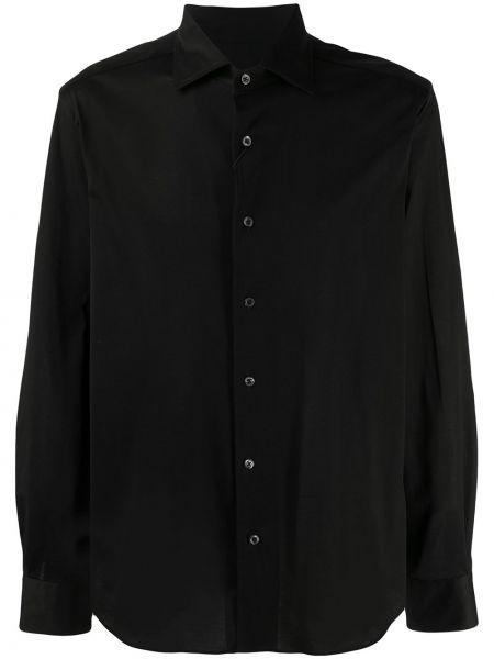 Koszula z długim rękawem klasyczna prosto Corneliani