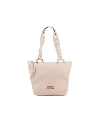 Кожаный сумка сумка-хобо Patrizia Pepe