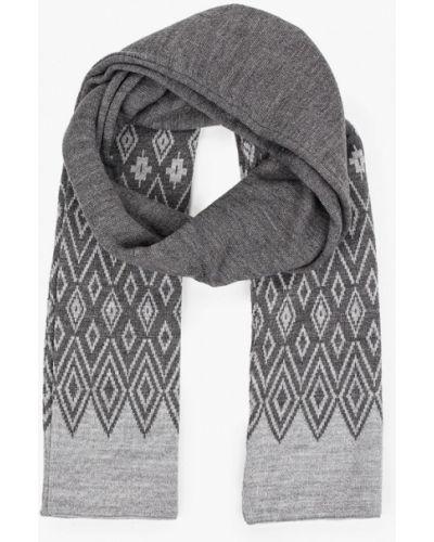 Серый шарф Marks & Spencer