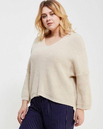Бежевый пуловер Kitana By Rinascimento
