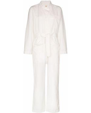 Garnitur kostium biały Nili Lotan