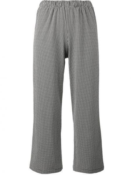 Укороченные брюки - белые Prism