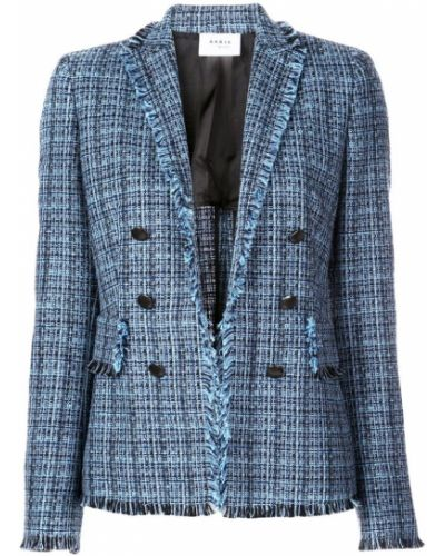 Куртка с бахромой с карманами Akris Punto