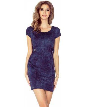 Sukienka jeansowa materiałowa Morimia