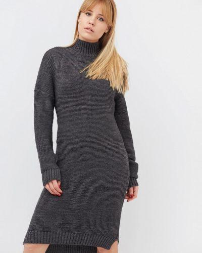Платье - серое Прованс