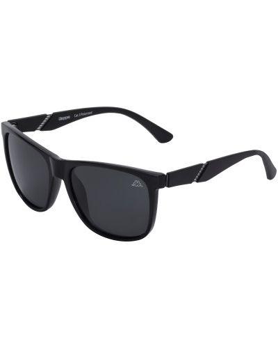 Солнцезащитные очки черные спортивные Kappa