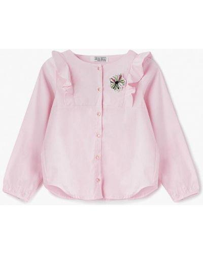 Розовая блуза By Kasl