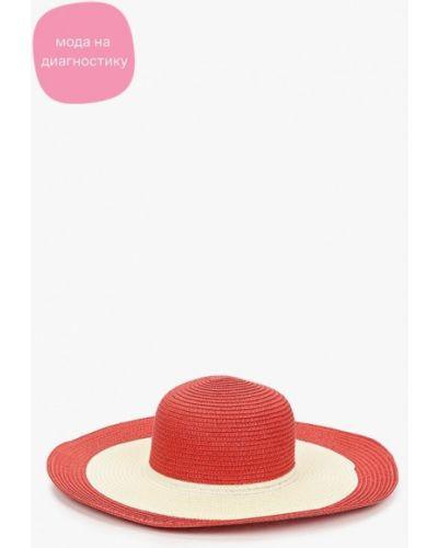 Красные шляпа с широкими полями Katomi
