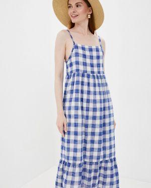 Синее платье Compania Fantastica