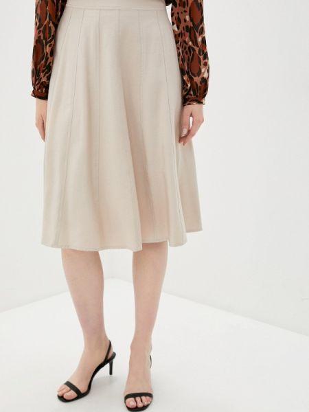 Бежевая юбка Madeleine