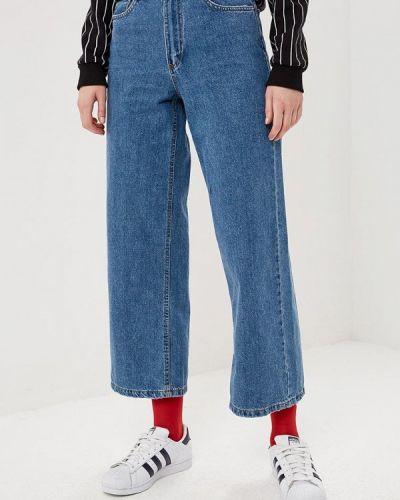 Широкие джинсы расклешенные Jennyfer