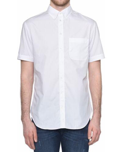 Рубашка хлопковая Emporio Armani