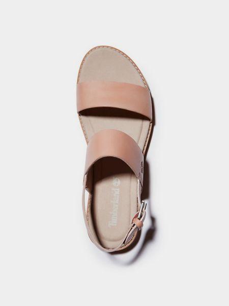 Розовые сандалии Timberland