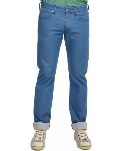Синие джинсы Armani Collezioni