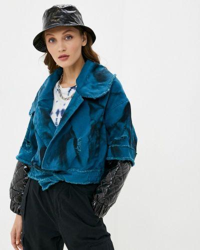 Синяя джинсовая куртка Dali