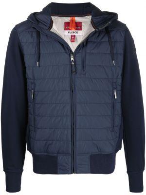 Дутая куртка - синяя Parajumpers
