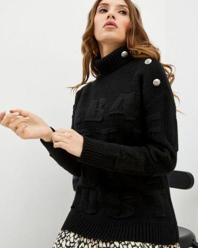 Черный свитер J.b4