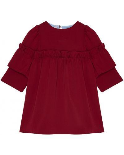 Платье с рукавами расклешенное трапеция Aliou Kids