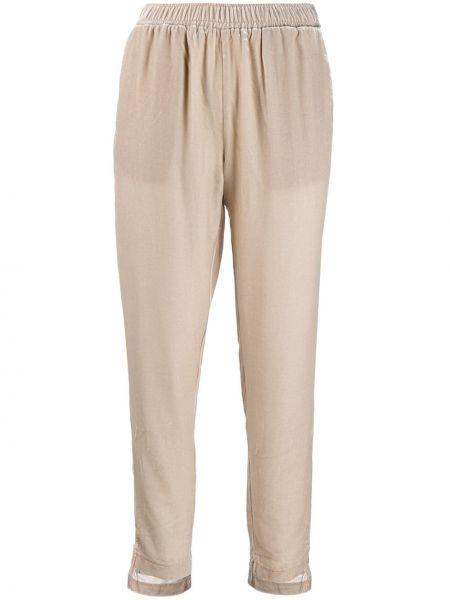 Укороченные брюки брюки-хулиганы дудочки Gold Hawk