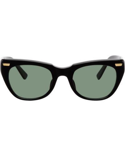 Czarne złote okulary Undercover