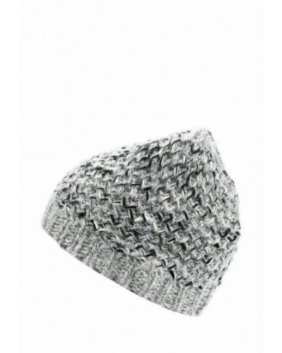 Серая шапка бини Marks & Spencer