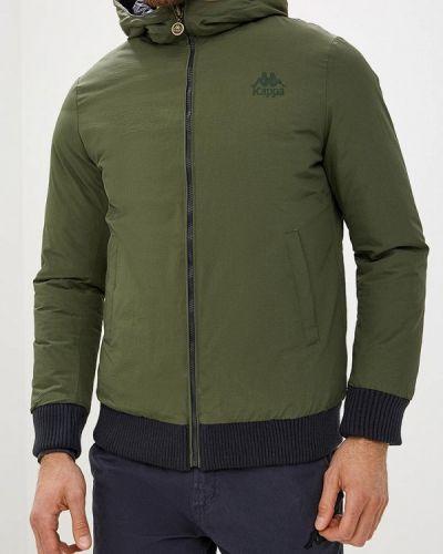 Утепленная куртка демисезонная осенняя Kappa