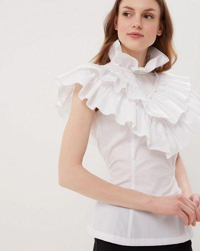 Блузка белая весенний Galina Vasilyeva