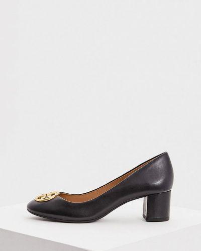 Туфли осенние для офиса на каблуке Tory Burch